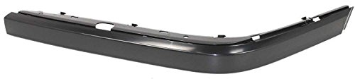 OE Replacement BMW 740/750 Front Driver Side Bumper Molding (Partslink Number BM1046101)