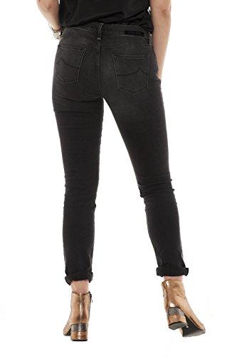 Kimberly Cohen Nero Jeans Donna Skinny Jacob IOwBaxB