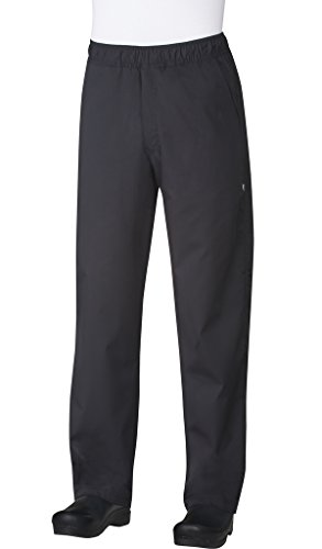 Chef Works Men's Lightweight Baggy Chef Pants (BBLW) by Chef Works (Image #1)