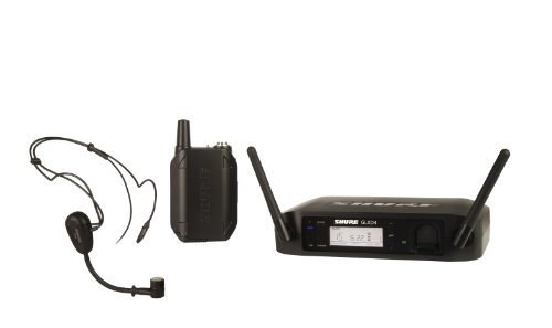 Pg30 Headset System - Shure GLXD14/PG30 Digital Headset Wireless System with PG30 Headset Microphone, Z2