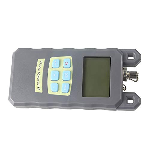 SM SunniMix DXP-20B -70dBm~+10dBm 850~1625nm Optical Power Meter Tester FC SC Handheld Optical Power Meter + with 1mW Visual Fault Locator Pen by SM SunniMix (Image #9)