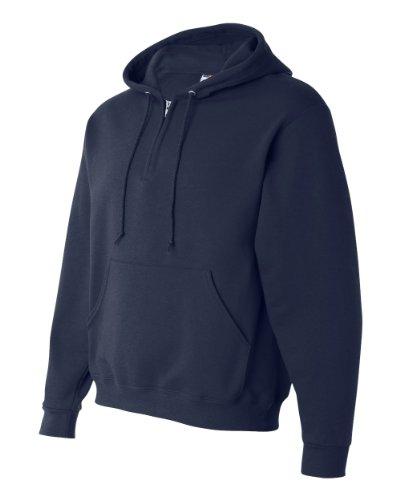 Quarter Zip Hooded Fleece - 4