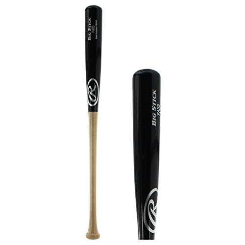 Rawlings Big Stick Birch Wood Baseball Bat: PAI13B PAI13B 33 inch