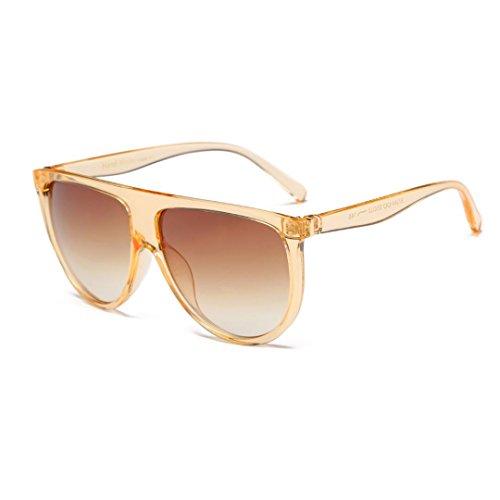 unisex forma de irregular I ASHOP Gafas sol de de sol vintage de Gafas F qCntFgTwZ