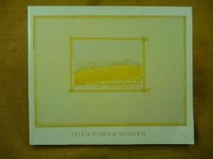 Sylvia Plimack Mangold: Works on Paper 1968-1991 : With a Catalogue Raisonne of the Prints