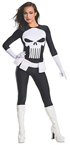 Rubie's Women's Marvel Universe Punisher, Multi, Large ()