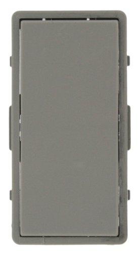 - Leviton DRK0R-G Color Change Kit for Mural Remote, Gray