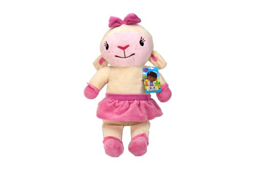 Disney Junior Doc McStuffins Lamb Cuddle Doll -