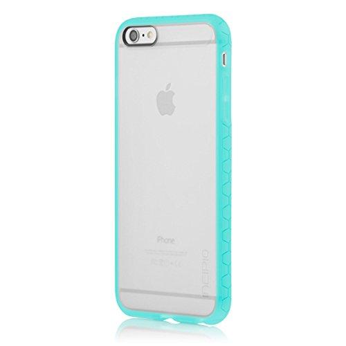 wholesale dealer 9a938 a7ea7 iPhone 6 Plus/iPhone 6s Plus Case, Incipio [Co-Molded Case][Shock  Absorbing] Octane Case for iPhone 6 Plus/iPhone 6s Plus-Frost/Turquoise