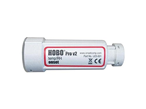 Onset HOBO U23-001 Pro V2 Weatherproof Humidity and Temperature Data Logger