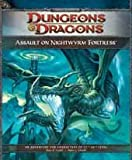 P3 Assault on Nightwyrm Fortress Dungeons and Dragons Role Playing Game by Wizards of the Coast
