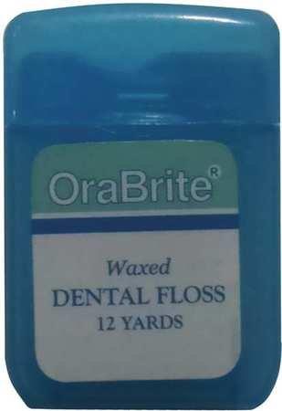 Waxed Dental Floss, Mint, PK144 by Cortech