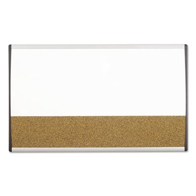 QRTARCCB3018 - Magnetic Dry-Erase/Cork Board
