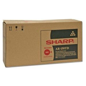 Sharp AR 150TD - Developer kit with Toner - Ar150td Black Toner