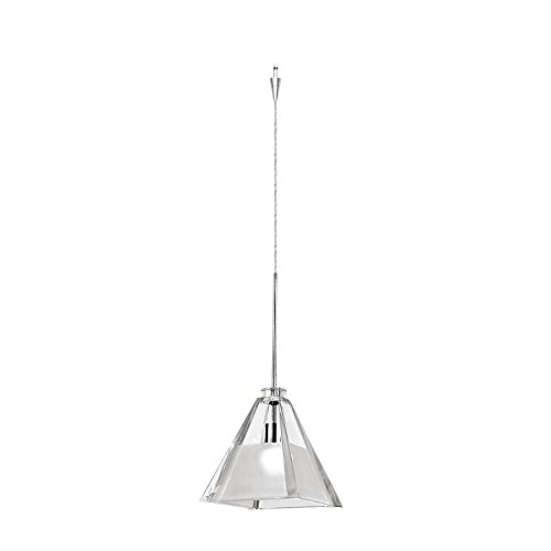 Clear Glass Pendant Track Lighting in US - 9