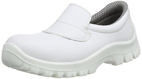 Blackrock SRC04, Chaussures de sécurité mixte adulte, Blanc (White), 39 EU