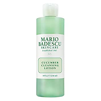 Amazon.com: Mario Badescu - Loción limpiadora de pepino ...