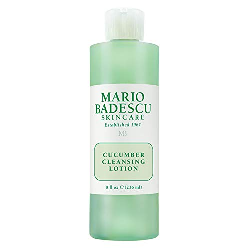 Mario Badescu Cucumber Cleansing Lotion, 8 Fl Oz (Cleansing Lotion)