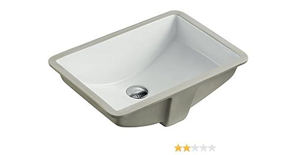 RP462P Bathroom Vanity Undermount Sink KINGSMAN M5W9K