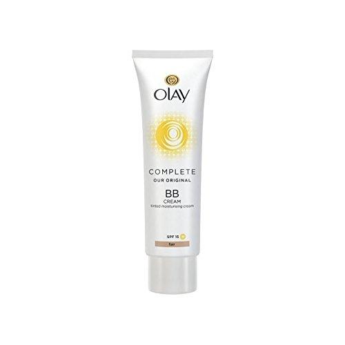 オーレイ完全なクリーム15フェアの50ミリリットル x4 - Olay Complete BB Cream Fair SPF15 50ml (Pack of 4) [並行輸入品] B072BC1VQR