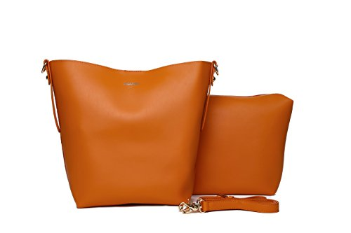 1 en MAMBO Bolsos efecto bolsos grandes Bolsos bolsos hombro shopper bandolera mimbre 2 sintético beige bolsos al Naranja hobo mujer Flores o bolsos qSnw7RPqf