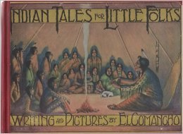 Hardcover Indian Tales for Little Folks Book
