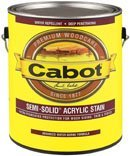 Cabot Samuel 31147 Stain Acrylic Exterior Natural Neutral Base Semi-Solid, 1 gallon (Cabot Semi Solid Stain)