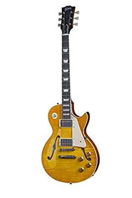 2015 Gibson ES-Les Paul Semi-Hollowbody Electric Guitar, Gloss Lemon Burst Finish from Gibson Custom Memphis