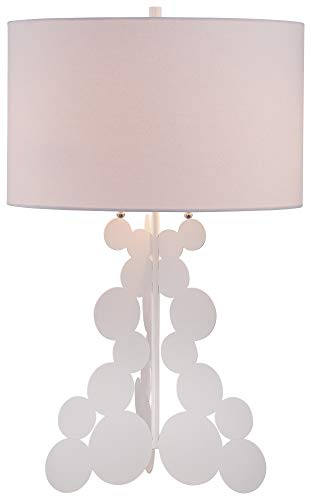 George Table 2 Kovacs Lamp - George Kovacs P1614-0 Two Light Table Lamp, 18
