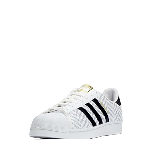 Superstar adidas Shell Men's Woven Trainers Toe Zx8dUw