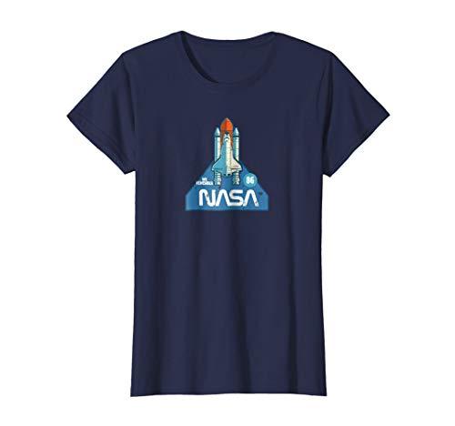 Women's NASA Shirt, 1986 Challenger, Crew Remembrance Shirts