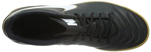 III Tiempo Mens Nike Shoe Black Rio Indoor IC Soccer B5tnq