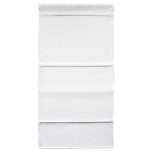 IKEA RINGBLOMMA - Roman blind White
