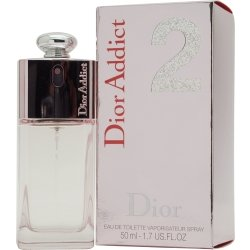 - DIOR ADDICT 2 by Christian Dior EDT SPRAY 1.7 OZ for WOMEN