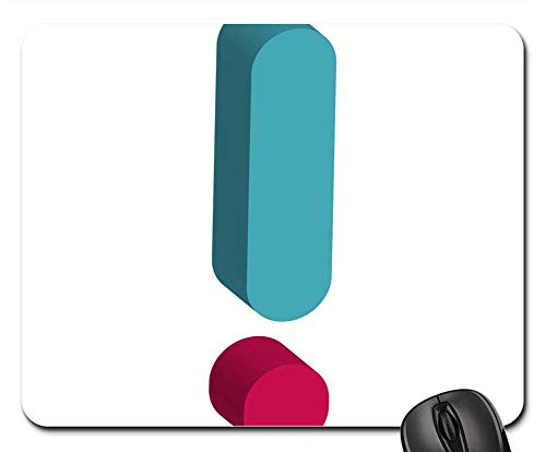 - Mouse Pads - Exclamation Mark Punctuation Exclamation Symbol