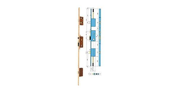 Ezcurra - Cerradura Seg E2000B3 Esm.2,11 Ds15/70D C/C: Amazon.es: Bricolaje y herramientas