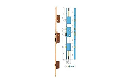 Ezcurra - Cerradura Seg E2000B3 Esm.2,11 Ds15/70D C/C