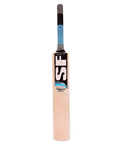 SF CRICKET BAT ENGLISH WILLOW WARRIOR FULL SIZE WITH PADDED COVER