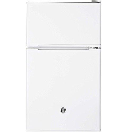 GE Appliances 3 1 Cubic Foot Freestanding Double Door