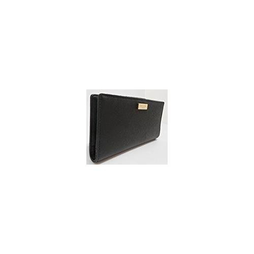 Kate Spade Stacy Newbury Lane Black Wallet Clutch