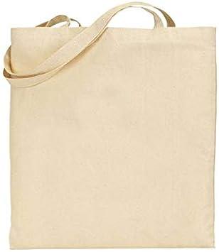 Pack de 10 bolsas de la compra reutilizables de lona de alta ...