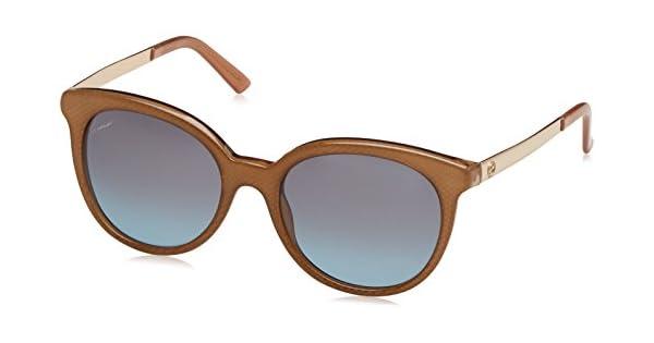 Amazon.com: Gucci 3674s 4 WW Oro Cobre 3674s Gatos Ojos ...