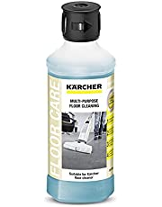 Kärcher universeel vloerreinigingsmiddel RM 536 (0,5 liter, grondige en streepvrije reiniging, vochtbescherming, frisse citroengeur)