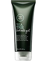 Tea Tree Firm Hold Gel, 6.8 Fl Oz