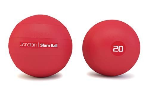 Jordan Core unten und oben Übung Flexibilität Training Ball sortiert Slam Bälle