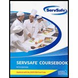 ServSafe Coursebook : Updated with 2009 FDA Food Code, Natl.Rest'Rant, 1582802610