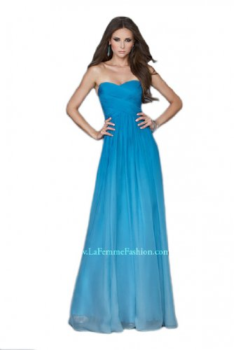 Buy long prom dress by la femme - 1