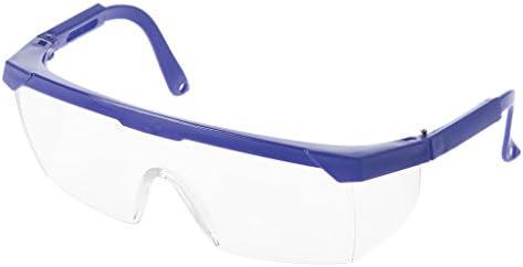 Dabixx 安全ゴーグル, 安全眼鏡メガネアイプロテクションゴーグルアイウェア歯科手術屋外新 - A#