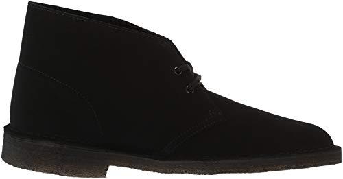Clarks Desert Black Clarks Boot Desert Mens 6BFB4