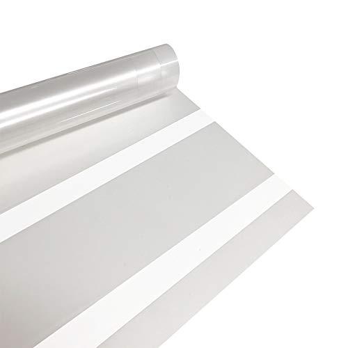 Folix • Linea 35 Mate Lámina Adhesiva Decorativa, Bandas Blancas ...